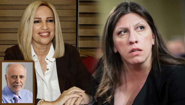 Μάκης Γιομπαζολιάς*: Δυο κυρίες σώζουν την τιμή της πολίτικης