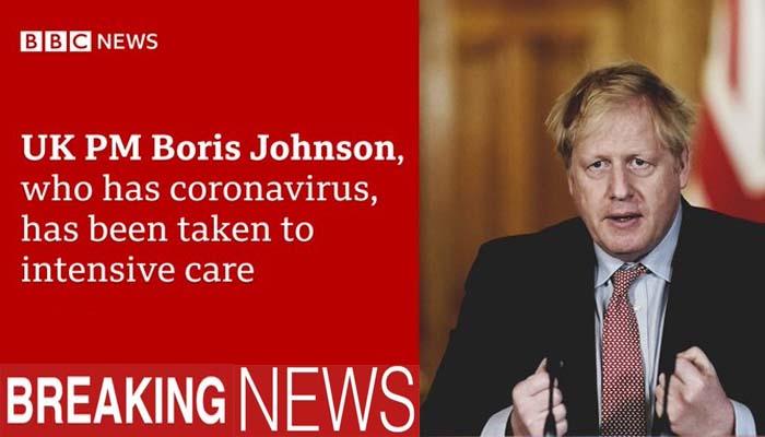 Σε μονάδα εντατικής ο Μπόρις Τζόνσον! – Τον αντικαθιστά ο υπουργός Εξωτερικών Ντομινίκ Ράαμπ