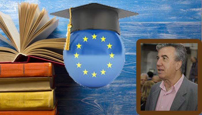 Νίκος Τσούλιας*: Το συγκείμενο της Ευρωπαϊκής διάστασης της εκπαίδευσης