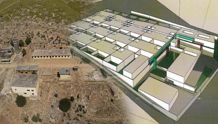 Μετακομίζουν σύντομα οι φυλακές Κορυδαλλού στον Ασπρόπυργο