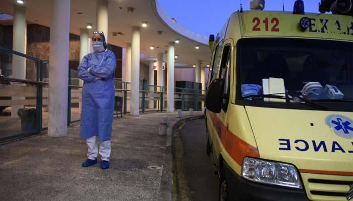 Σοκ: Πέθανε 35χρονος στην Θεσσαλονίκη από τον κορονοϊό - Στους 119 οι νεκροί