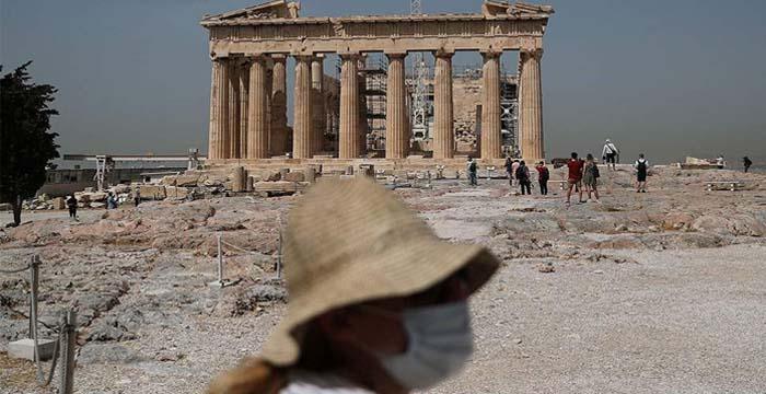 Το άνοιγμα της Ακρόπολης είναι η παγκόσμια είδηση