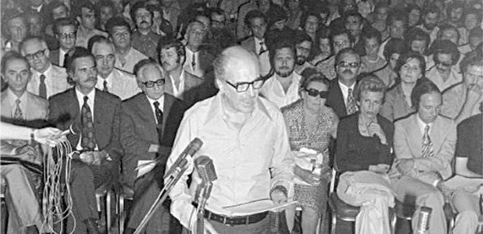 Έφυγε από τη ζωή ο Νίκος Ζουμπογιώργος, από τα ιδρυτικά στέλεχη του ΠΑΣΟΚ