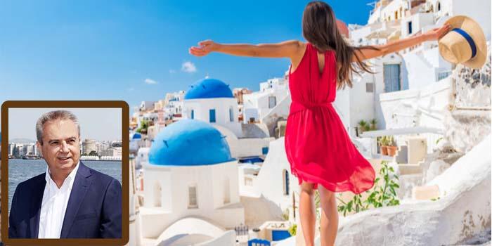 Γιάννης Μαγκριώτης*: Ο τουρισμός στην εντατική, η κυβέρνηση ανακοίνωσε μια ακόμη επιτυχία της