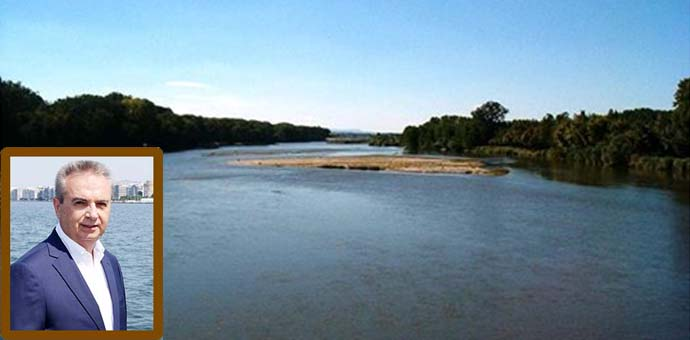 Γιάννης Μαγκριώτης*: Ο Έβρος, ένα πολύτιμο ποτάμι που κρύβει πολλούς κινδύνους