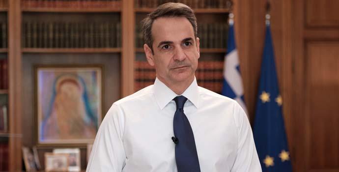Κυριάκος Μητσοτάκης: Πακέτο 24 δισ. για την επανεκκίνηση της οικονομίας