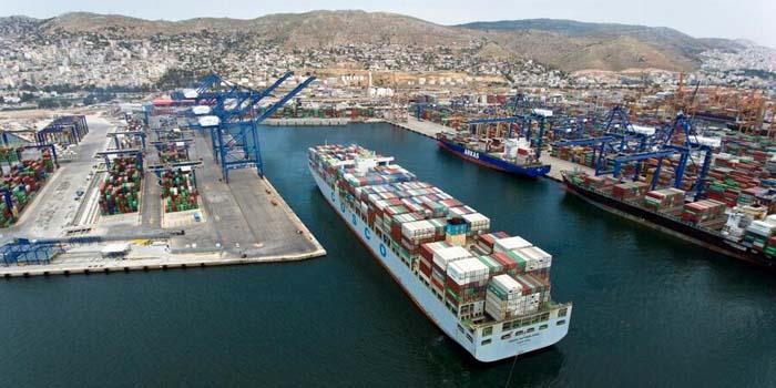 Handelsblatt: Το λιμάνι του Πειραιά είναι το κεφάλι του Δράκου στην Ευρώπη - H Cosco το έκανε νούμερο 1 στη Μεσόγειο