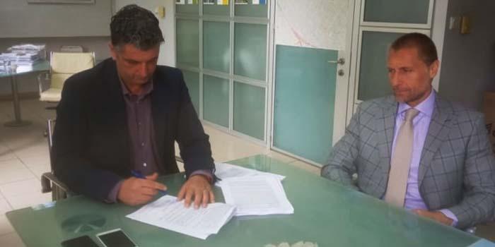 Δήμος Βριλησσίων Υπεγράφη η σύμβαση για την αντικατάσταση του δημοτικού οδοφωτισμού με λαμπτήρες Led