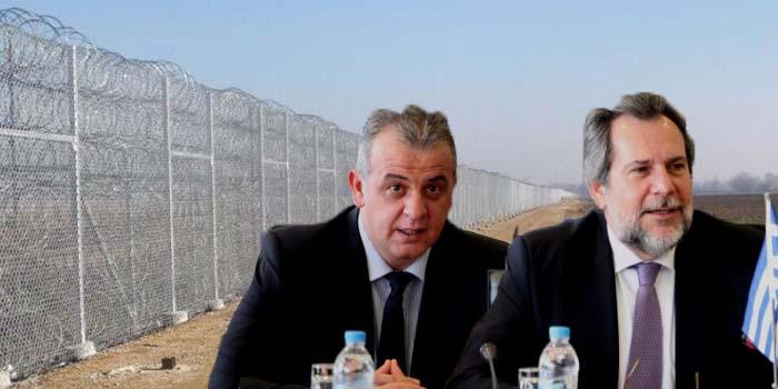 Ο ΣΥΡΙΖΑ άλλα έλεγε το 2011 και το 2016 για το φράχτη στον Έβρο και άλλα λέει τώρα