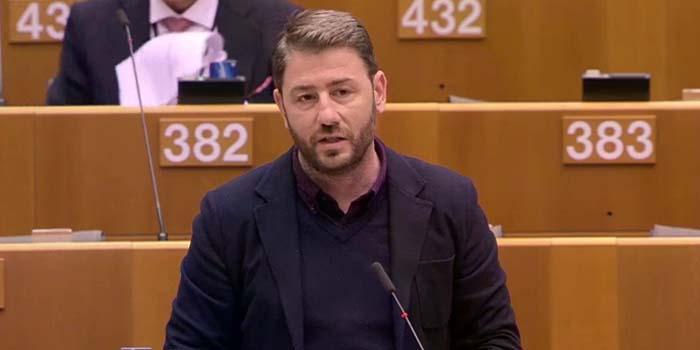 Νίκος Ανδρουλάκης*: Με χρήματα της ΕΕ η Τουρκία αγοράζει σκάφη και στρατιωτικά οχήματα