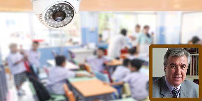 Νίκος Τσούλιας*: Η κάμερα «δεν έφτασε» ποτέ στη σχολική αίθουσα - Άρχισαν και τα ξηλώματα του νομοσχεδίου