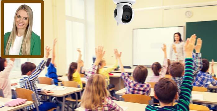 Αλεξάνδρα Σαγρή*: Στη σχολική τάξη δεν έχει θέση καμία κάμερα, χωρά μόνο ο αυθορμητισμός