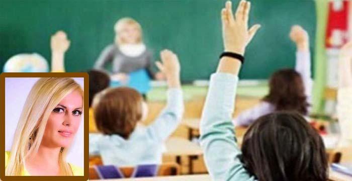 Σοφία Πουλοπούλου*: Τροπολογία Κενοτομίας μετατρέπει τη Σχολική τάξη σε Τηλε-ριάλιτι