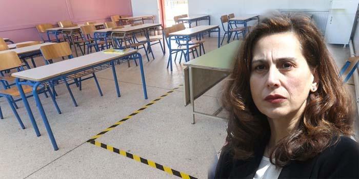 Χαρά Κεφαλίδου: Ποια είναι τελικά η πραγματική εικόνα στα σχολεία μια εβδομάδα μετά το άνοιγμα;