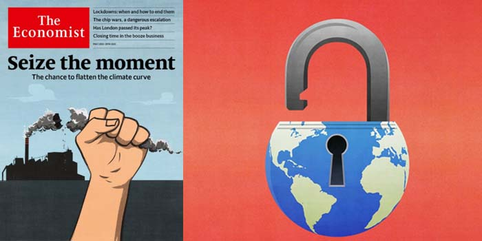 Economist: Αποφύγετε τα καθολικά lockdowns, κάντε πολλά τεστ, εστιάστε στις ευπαθείς ομάδες