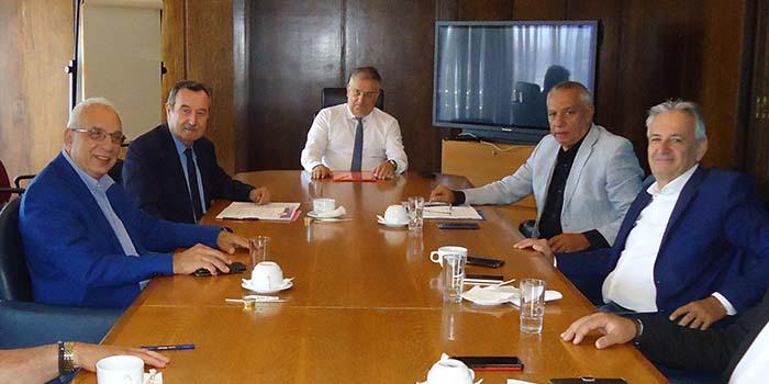 Ριζοσπαστικές προτάσεις της Ένωσης Δημάρχων Αττικής στον Υπουργό Εσωτερικών