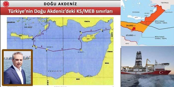 Γιάννης Μαγκριώτης: Η Ελλάδα μόνο με την ανακήρυξη της δικής της ΑΟΖ, θα απαντήσει αξιόπιστα στην αναθεωρητική πρακτική της Τουρκίας