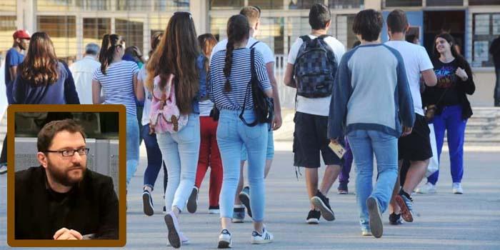 Γιώργος Γεωργακόπουλος*: Νεοσυντηρητικά δόγματα στον χώρο της εκπαίδευσης