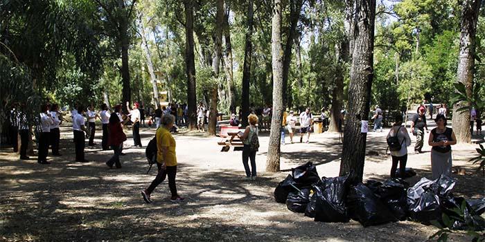 ΧΑΛΑΝΔΡΙ ΟΡΙΖΟΝΤΑΣ 2023: Η ομάδα μας παρούσα ενεργά στην εθελοντική δράση καθαρισμού Ρεματιάς
