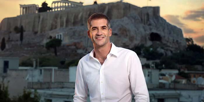 Η απάντηση του δημάρχου Αθηναίων Κώστα Μπακογιάννη στον Πολάκη για τις πιπεριές και τις ζαρντινιέρες του Μεγάλου Περιπάτου
