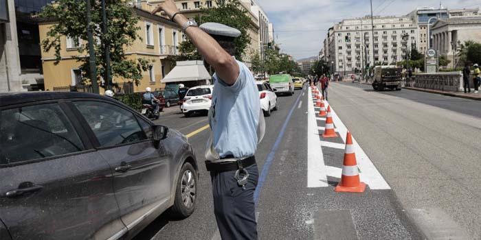 Τρελαμένοι οι οδηγοί με τον Μεγάλο Περίπατο - Εναλλακτικές διαδρομές προτείνει ο δήμος Αθηναίων – Οι αντιδράσεις