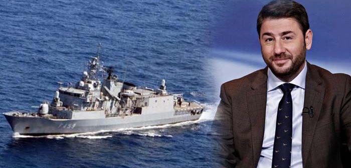 Νίκος Ανδρουλάκης*: Αναποτελεσματική η επιχείρηση «Ειρήνη»