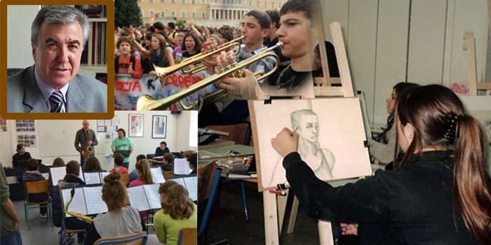 Νίκος Τσούλιας*: Γιατί τόσο μίσος για την Παιδεία, τα Γράμματα, την Τέχνη;