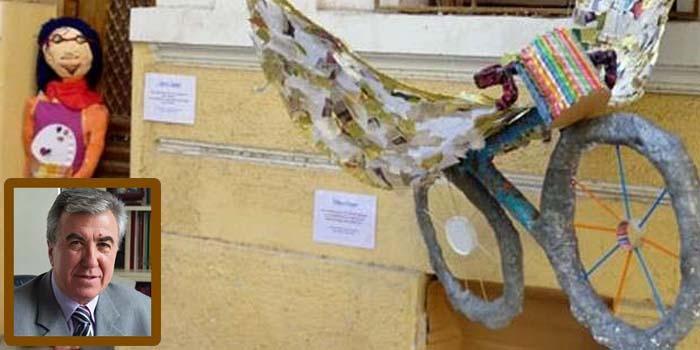 Νίκος Τσούλιας*: Υπάρχει Παιδεία χωρίς Τέχνη;