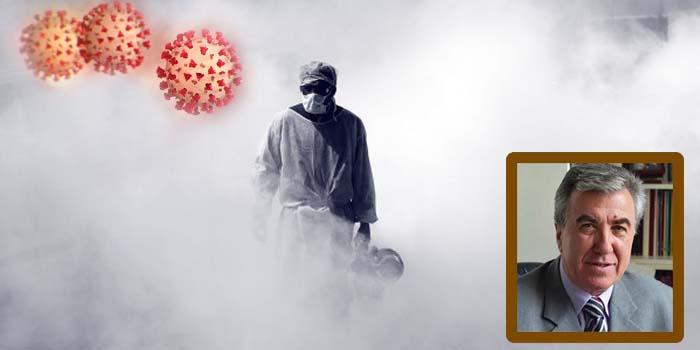 Νίκος Τσούλιας*: Ένας ιός αλλάζει τον κόσμο!