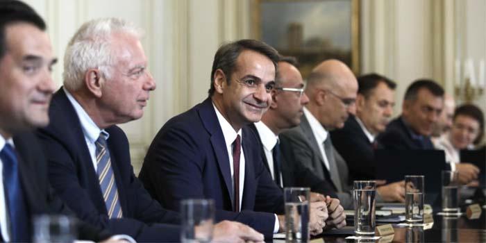 Το σημερινό υπουργικό συμβούλιο θα ορίσει πρόεδρο ΣτΕ και Αρείου Πάγου