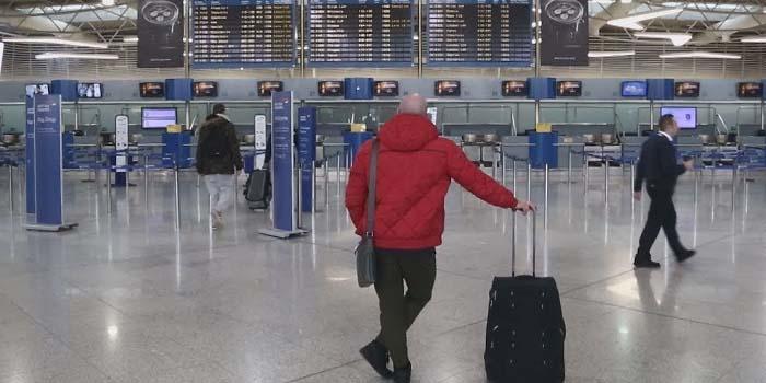 Αύριο απελευθερώνονται οι πτήσεις εξωτερικού - Έτοιμα τα αεροδρόμια Αθήνας και Θεσσαλονίκης