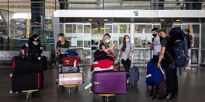 New York Times: Η ΕΕ θα απαγορεύσει την είσοδο ταξιδιωτών από τις ΗΠΑ λόγω κορονοϊού