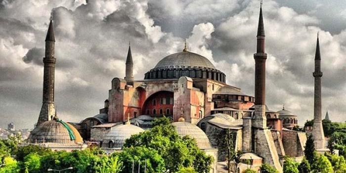 Δηλώσεις για τη μετατροπή της Αγίας Σοφίας σε τζαμί από τον Ερντογάν