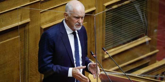 Ο Παπανδρέου, «άδειασε» τη Γεννηματά: Αντιδημοκρατικό το νομοσχέδιο για τις διαδηλώσεις - Να αποσυρθεί