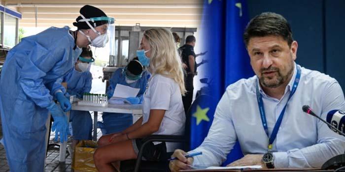 Κορονοϊός: 35 τα νέα κρούσματα εκ των οποίων τα 18 είναι εισαγόμενα - 10 στην Αττική – Επανέρχεται η ενημέρωση από Χαρδαλιά