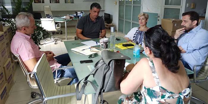 Η δίχρονη προσχολική αγωγή στο επίκεντρο της συνάντησης του Δημάρχου Βριλησσίων με τον Σύλλογο Εκπαιδευτικών «Ο ΠΕΡΙΚΛΗΣ»