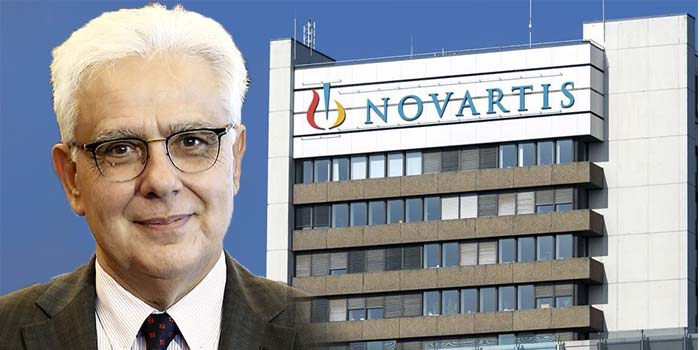 Νικόλαος Σαλάτας στον ΘΕΜΑ 104,6 για Novartis: Να ερευνηθούν Θάνου και Δημητρίου
