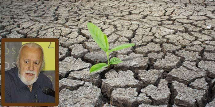 Νότης Μαυρουδής: Άνυδρο χώμα…