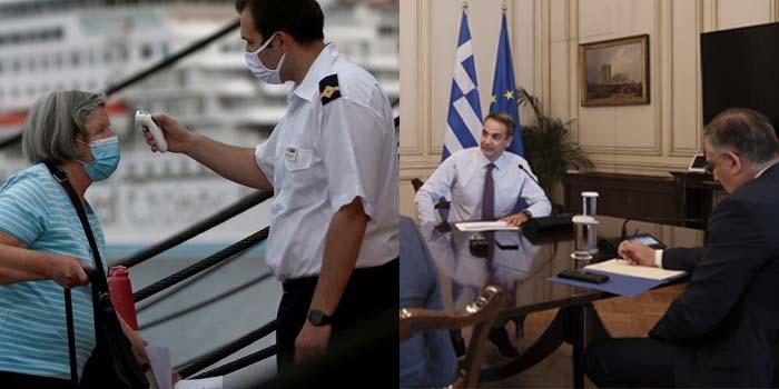 Κορονοϊός: 27 νέα κρούσματα, 9 εισαγόμενα – Έκτακτη σύσκεψη υπό το Μητσοτάκη