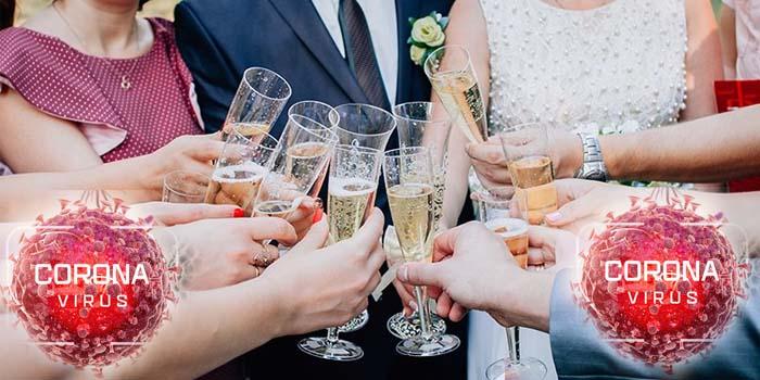 Θεσσαλονίκη: Το γαμήλιο γλέντι έγινε κορονο-πάρτι - Ο γαμπρός και 10 καλεσμένοι θετικοί στον κορονοϊό