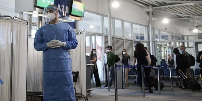 Κορονοϊός: Μόλις δύο θετικά κρούσματα στα 1.972 δείγματα από τουρίστες – Σημερινά κρούσματα