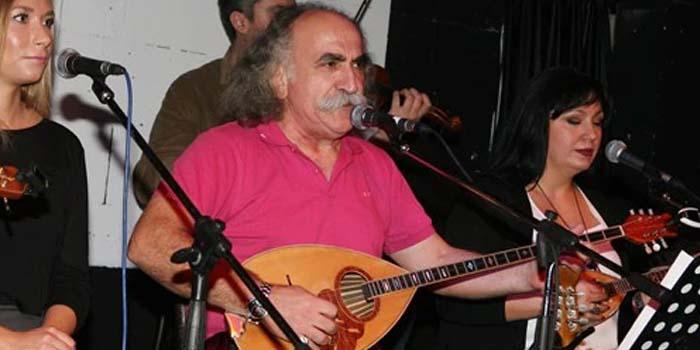 Πέθανε ο σπουδαίος ρεμπέτης, τραγουδιστής και συνθέτης Αγάθωνας