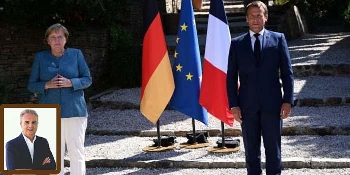 Γιάννης Μαγκριώτης*: Η συνάντηση Μακρόν-Μέρκελ επιταχύνει τον διάλογο Ελλάδας-Τουρκίας