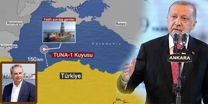 Γιάννης Μαγκριώτης*: Ο λαϊκιστής Ερντογάν και το φυσικό αέριο της Μαύρης Θάλασσας
