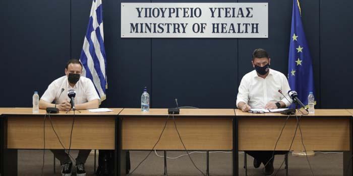 Χαρδαλιάς: Παράταση 14 ημερών για όλα τα περιοριστικά μέτρα