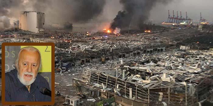 Νότης Μαυρουδής: Βηρυτός - Το μακάβριο μηδέν!