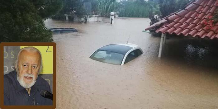 Νότης Μαυρουδής*: Το νερό που ρέει...