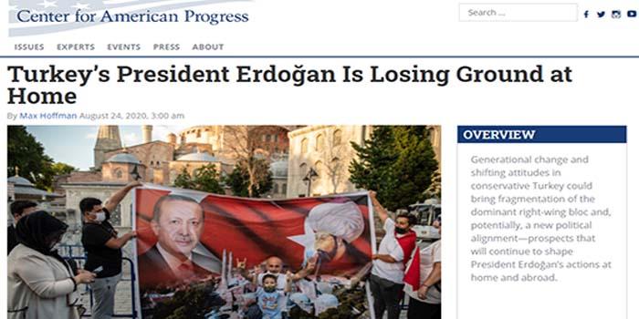 Τουρκία: Χάνει έδαφος ο Ερντογάν - Οι νέοι και οι εθνικιστές τού γυρνούν την πλάτη