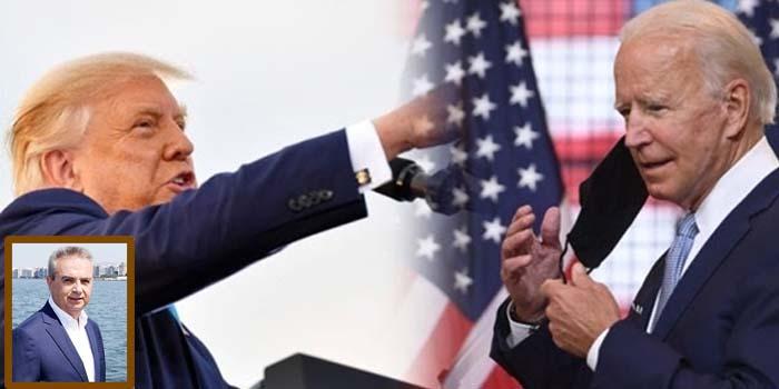 Γιάννης Μαγκριώτης: Ο επικίνδυνος Τράμπ, τώρα ανακάλυψε ο, τι οι ΗΠΑ κινδυνεύουν από τον μαρξιστή και εξτρεμιστή της αριστεράς Μπάιντεν