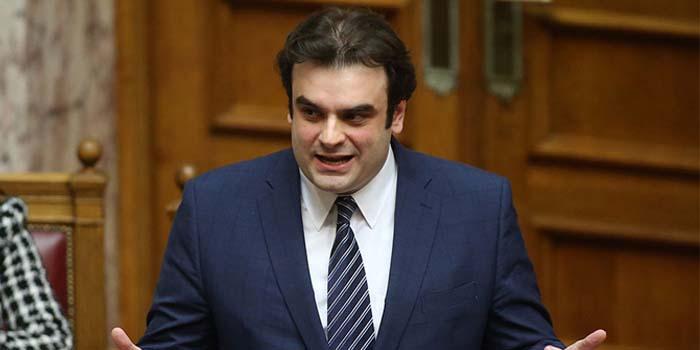 Πιερρακάκης: Σε δύο χρόνια θα έρθει ο προσωπικός αριθμός του πολίτη